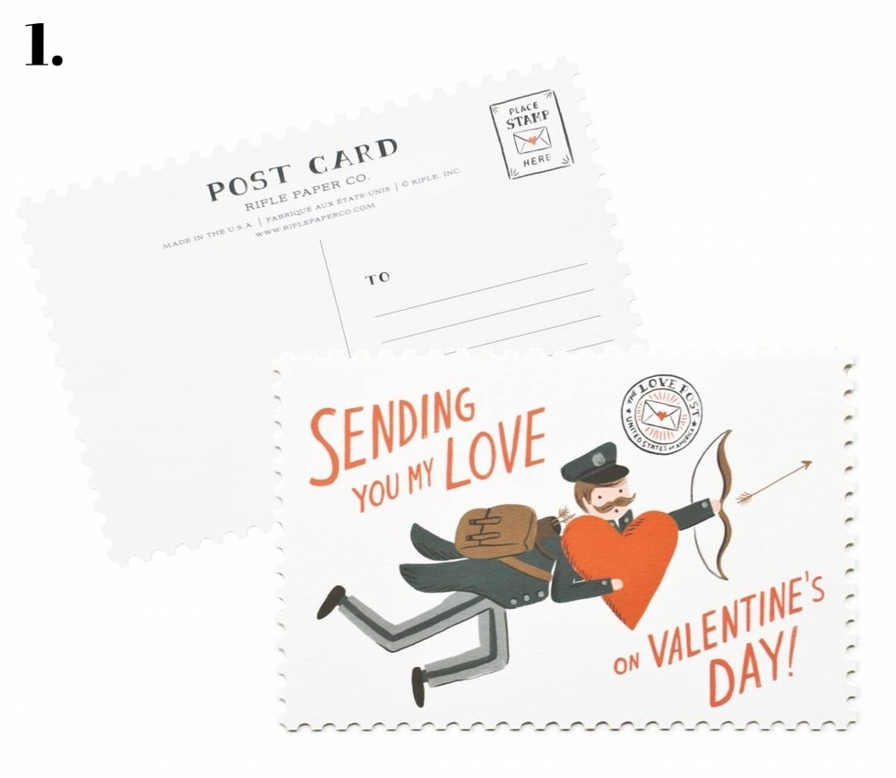 sending you my love post cards