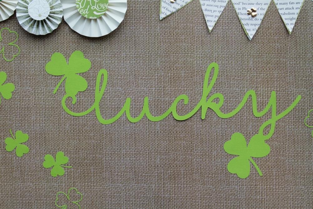 Lucky Charm Canvas | www.maritzagarcia.wbsite