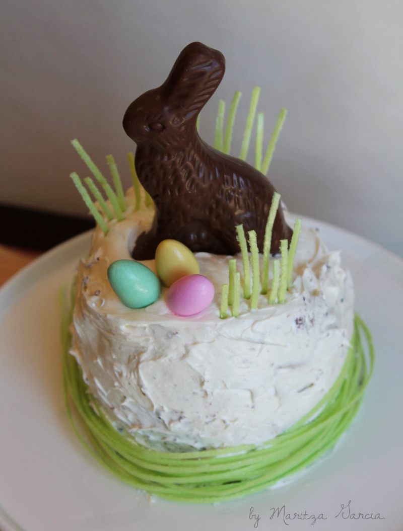 Easter Bunny Mini Cake