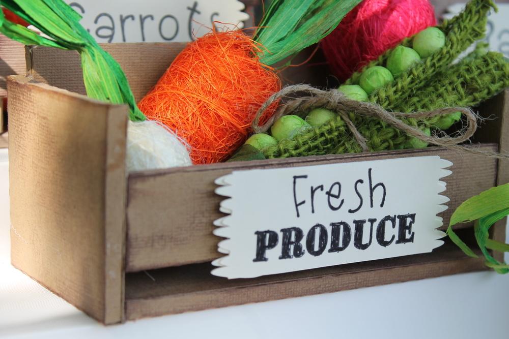 The Farmers Market | Maritza Garcia.