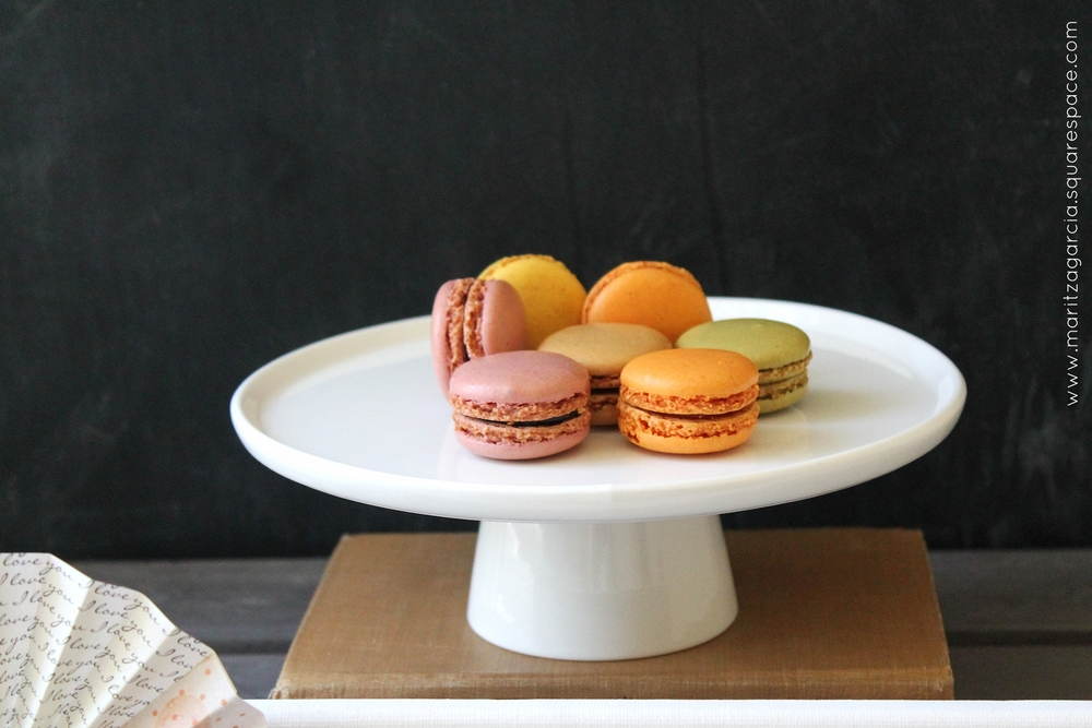 Birthday Macaroons and Chalkboard | by Maritza Garcia