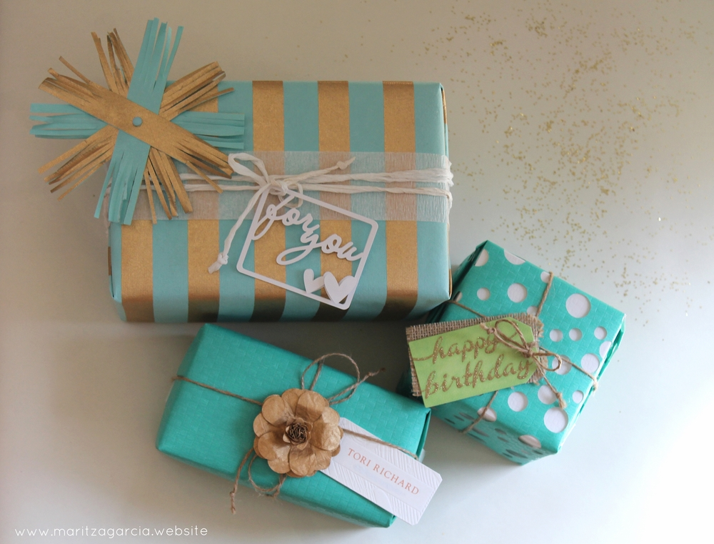 Gift Wrapping by Maritza Garcia.