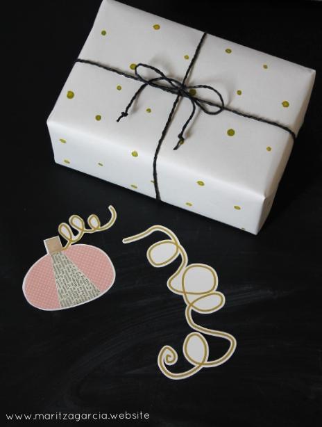Autumn Gift Wrap | Maritza Garcia