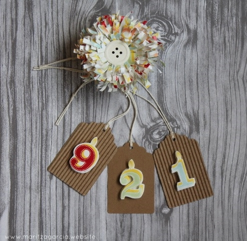 Gift Toppers and Tags | Maritza Garcia