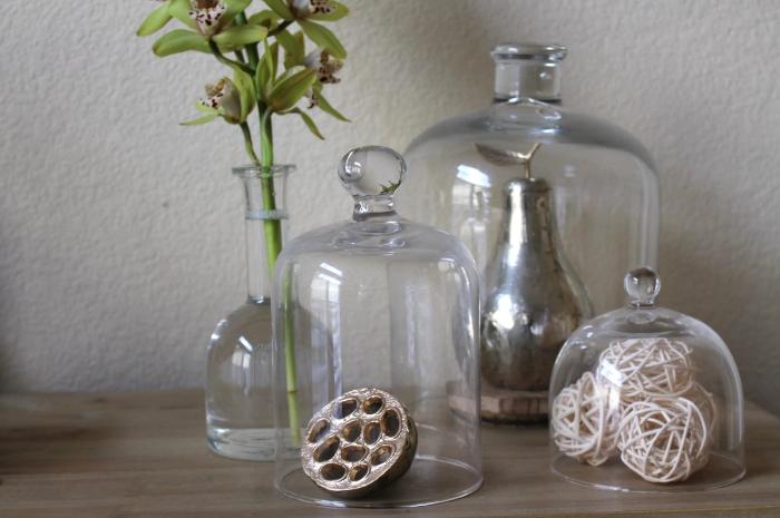 My Glassware Treasure Finds | via Maritza Garcia.