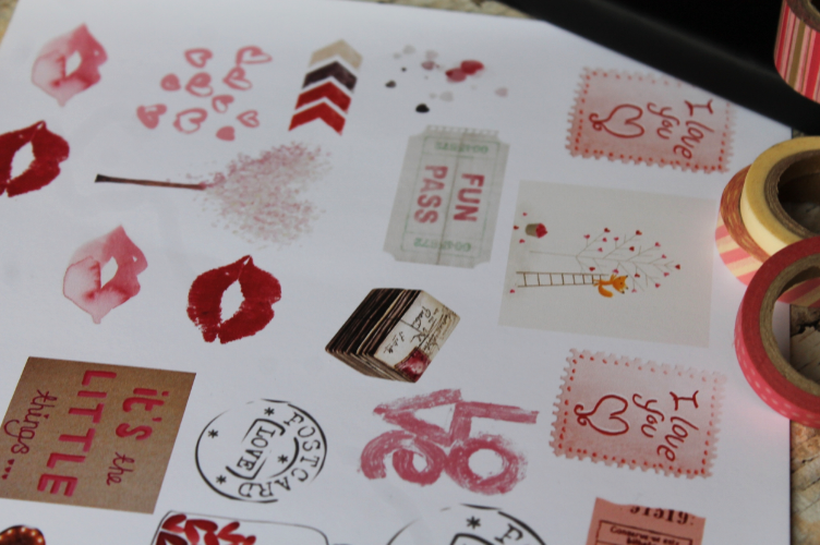 February Sticker Sheet | www.maritzagarcia.website