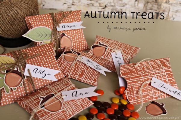 Autumn Treats by Maritza Garcia