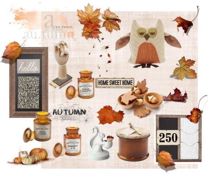 In an Autumn Mood | Maritza Garcia