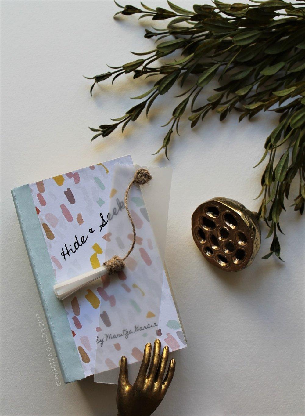 Silhouette Hidden Compartment Book Box DIY | maritzagarcia.website
