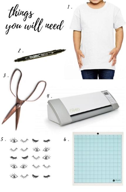 How-to: Eye-motions DIY T-Shirt | www.maritzagarcia.website