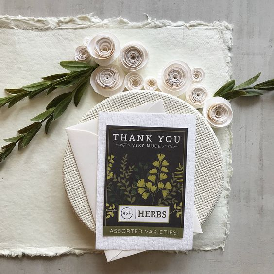 Thank You Card by Maritza Garcia | www.maritzagarcia.website