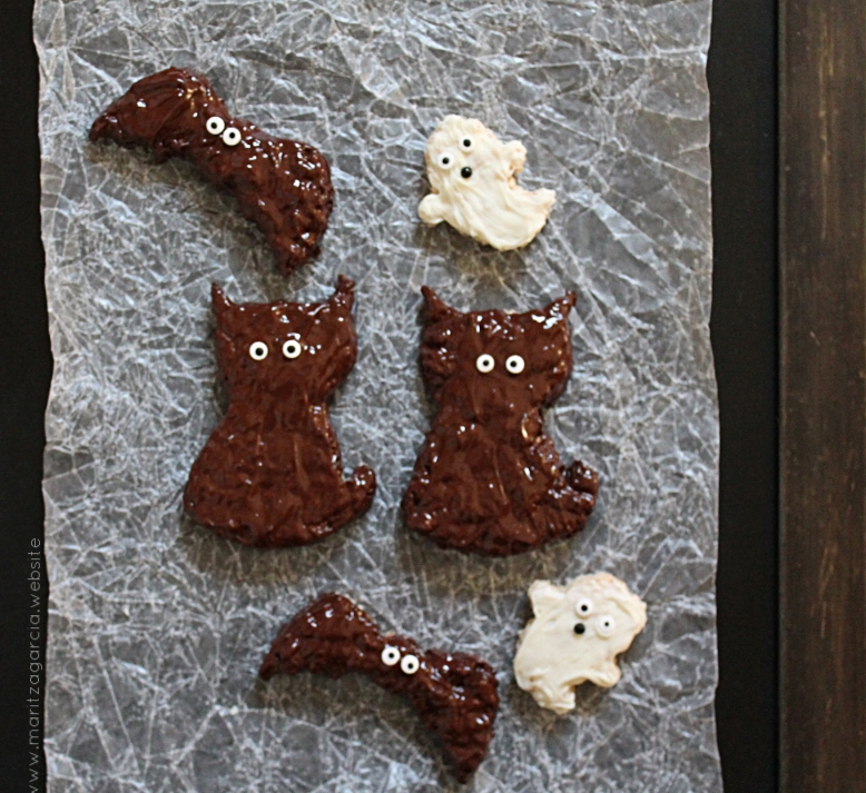 Halloween Rice Krispie Treats | www.maritzagarcia.website