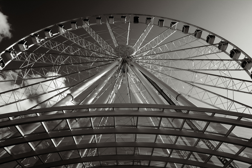 Great Wheel, Seattle