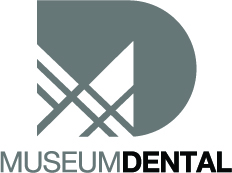 Museum Dental logo 404 page.