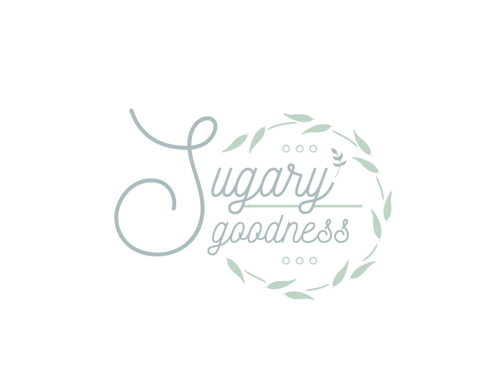 Sugary Goodness Logo Design