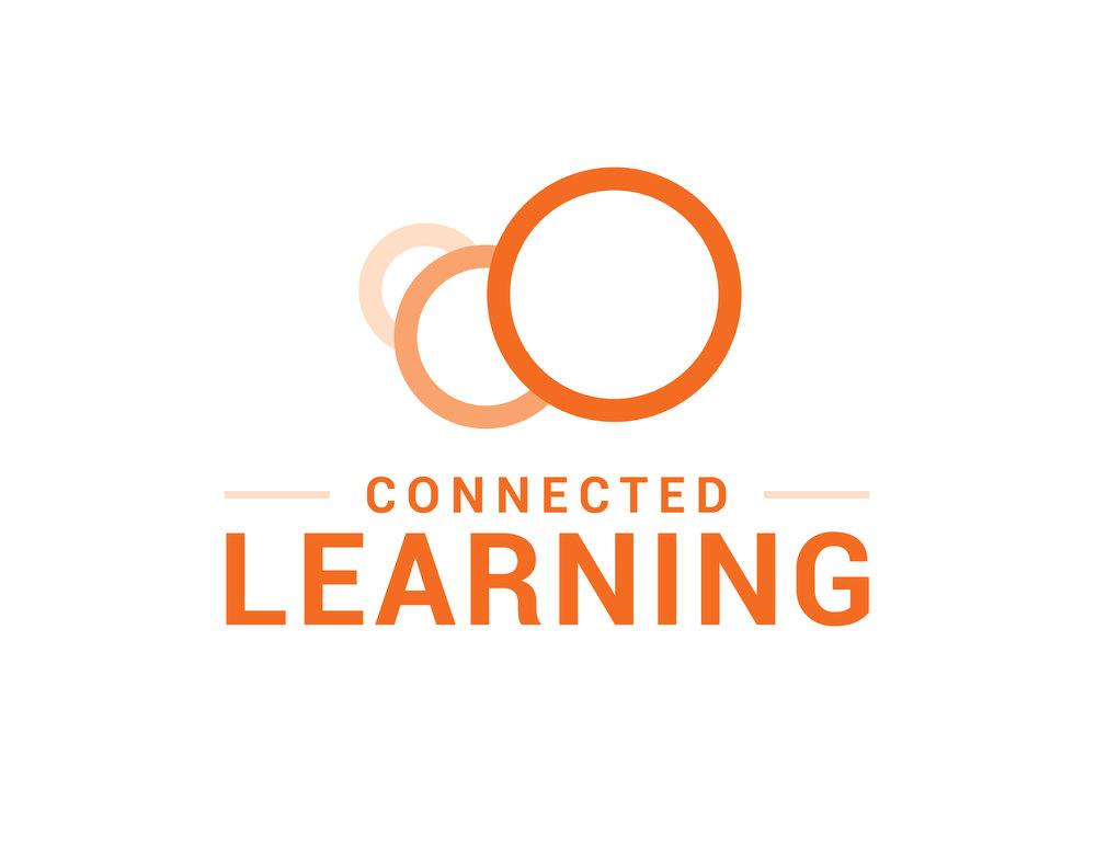 Connected Learning Logo Design