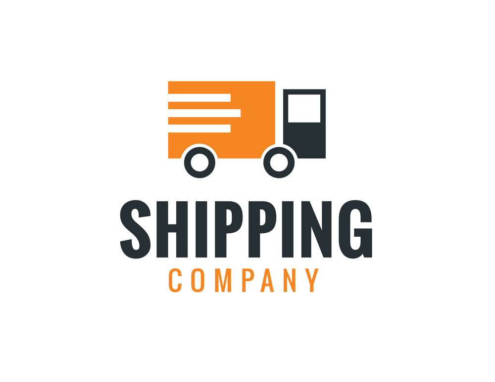Shipping Company  Logo Design