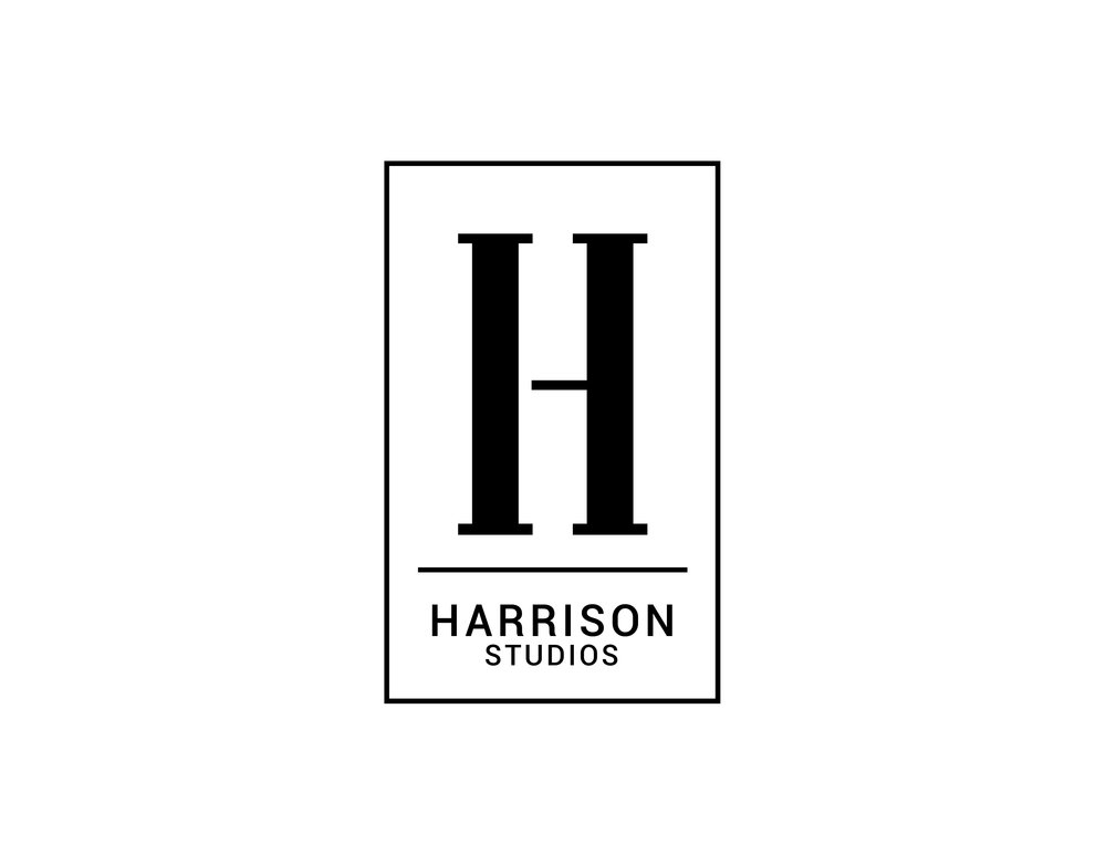 Harrison Studios  Logo Design
