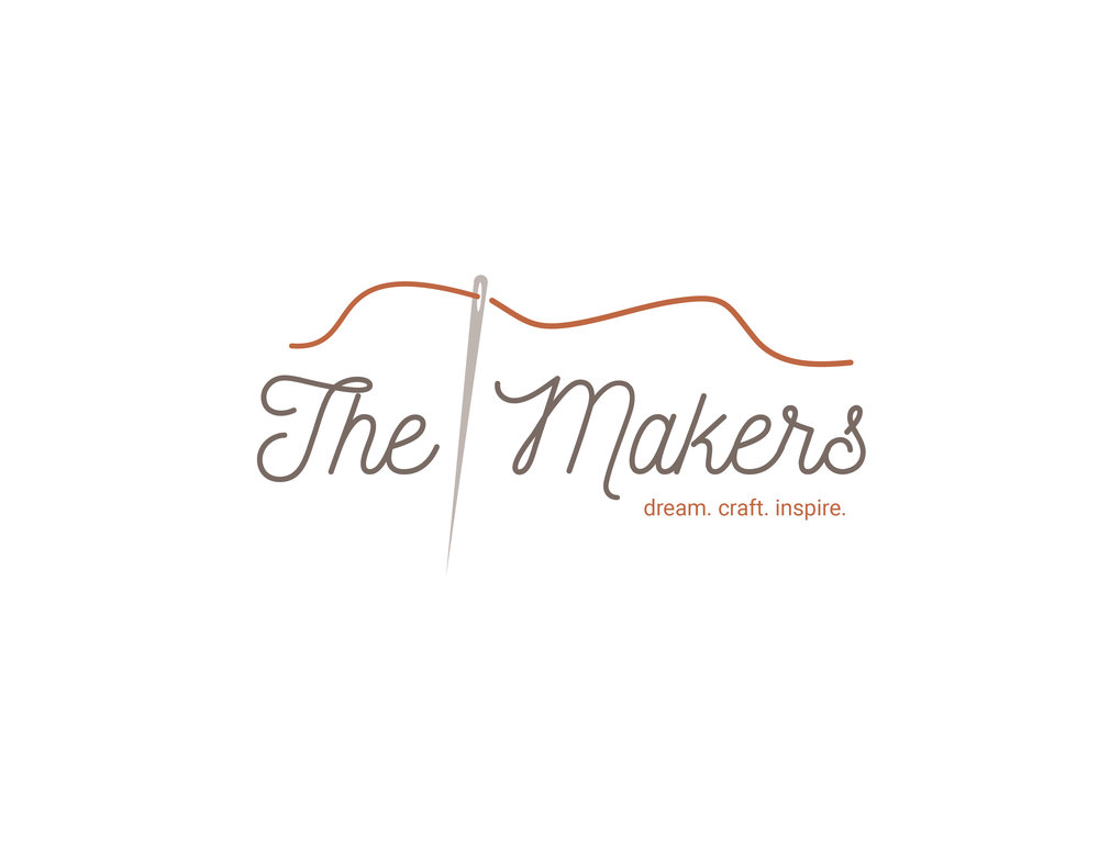The Makers Logo Design