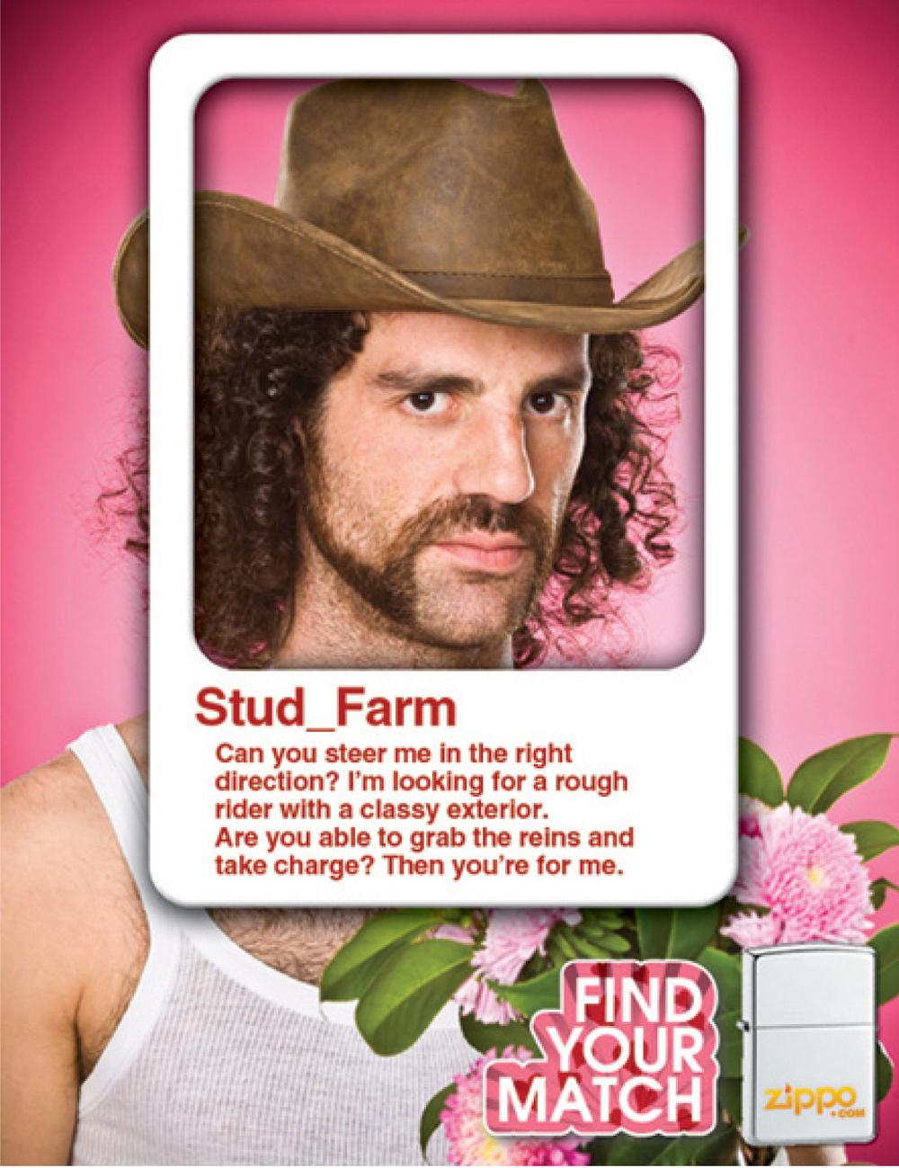 Zippo - Farm Boy