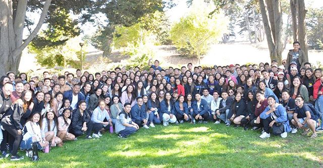 Thank you for coming out to NorCal Picnic this past weekend. . . S/O to all following NorCal schools: - USF - UC Berkeley - Saint Mary's College - Dominican University - SFSU - Sonoma State - CSU Stanislaus - SJSU - UC Merced . . We will see y'all at Friendship Games on October 28. #RoadtoFG32 #FG2k17 #FG32 🤘🏼😊🤘🏼