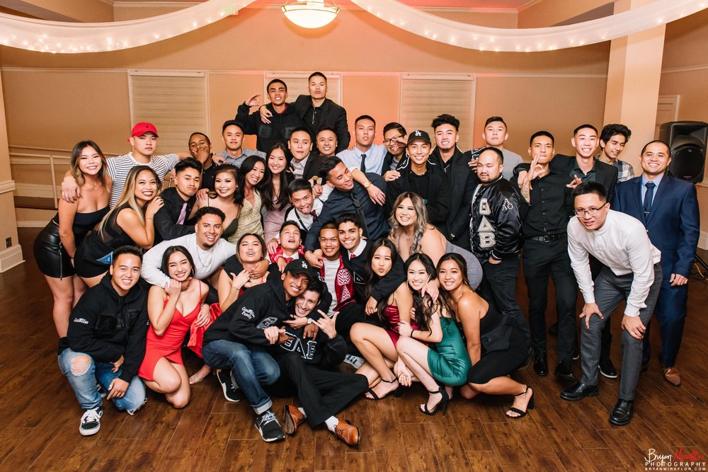"THETA DELTA BETA - Theta Delta Beta, we are a Filipino-based Fraternity and we are proud to be at CSUF as one of the recognized Fraternities on campus. A little History about our organization is that in 1990, 16 young Ilocano men came together to form our brotherhood first naming themselves as ""The Dark Boys."" Later they adopted  the greek letters of Theta Delta Beta.Fun fact! We have been stepping at FG halftime show since 2008 and this will mark our 10th year on that stage."