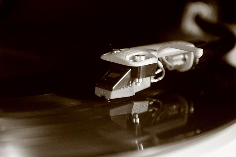 Let the needle drop: La Santa Cecilia makes music that puts you in the mood.