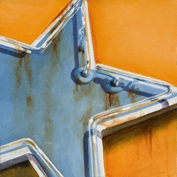 Blue Rusty