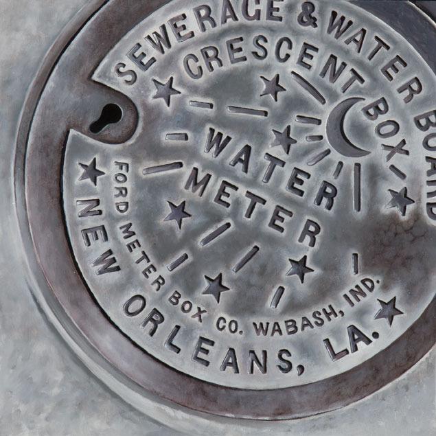 NOLA Water Meter