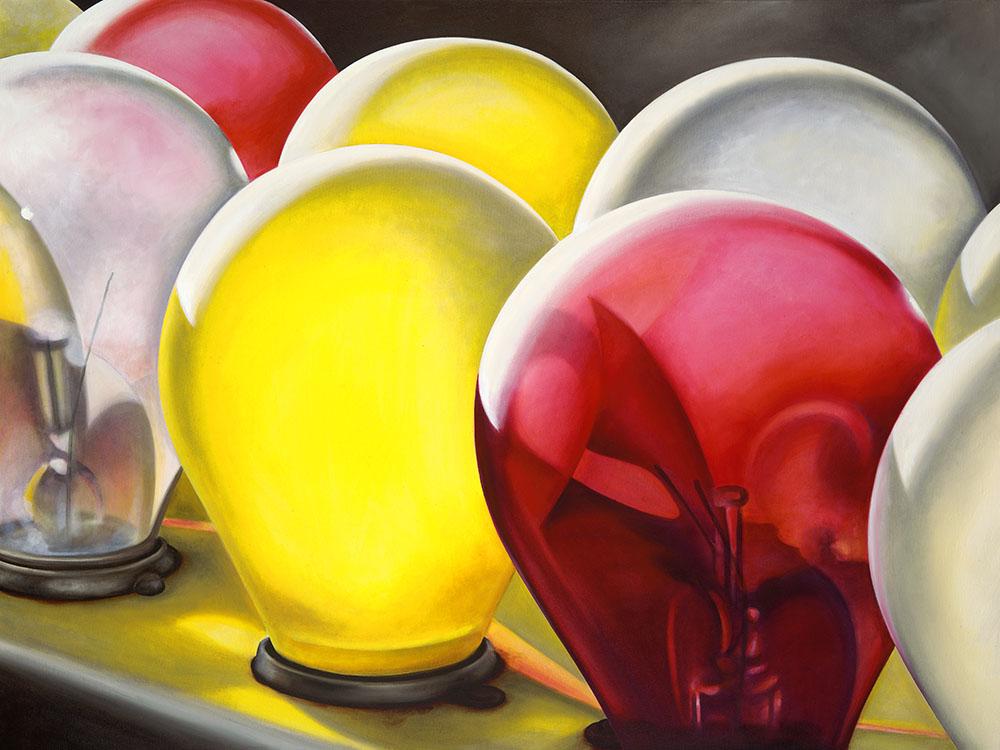 Colored Bulbs