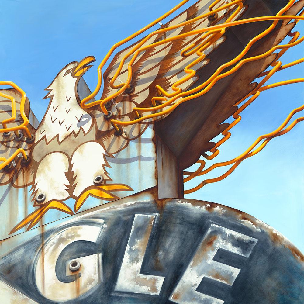 LARGE EAGLE