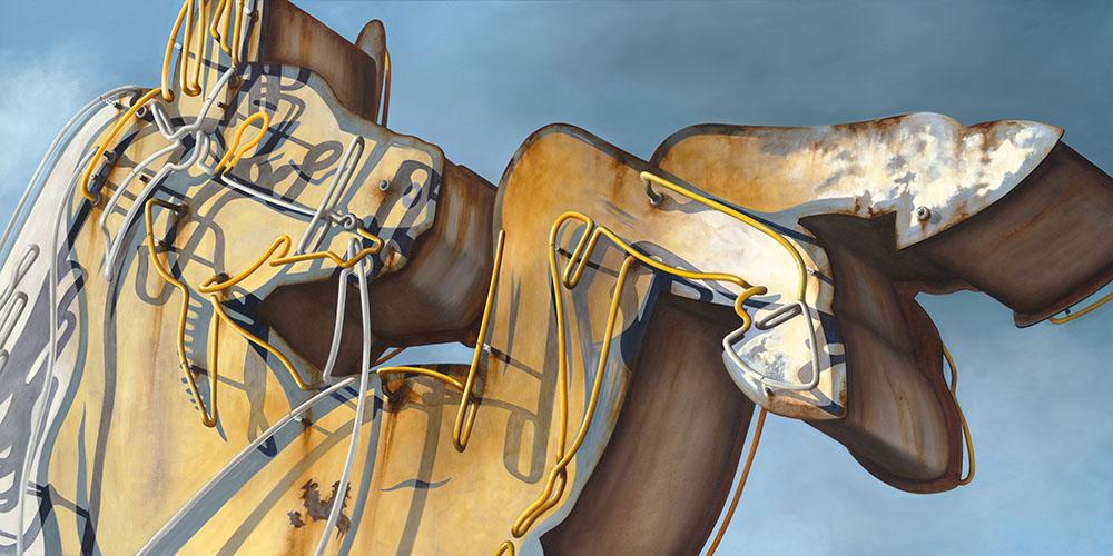 Cowboy's Horse
