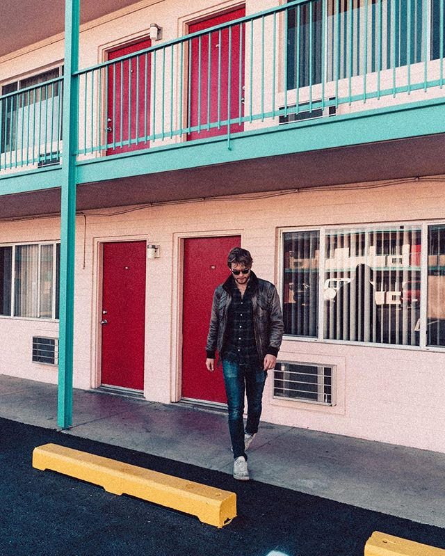 Welcome to the motel California 🇺🇸