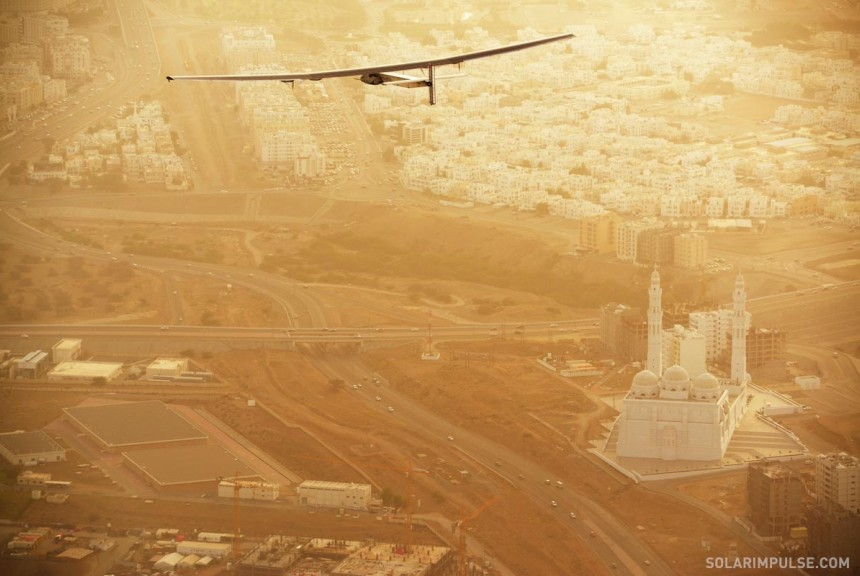 Photo: Solar Impulse