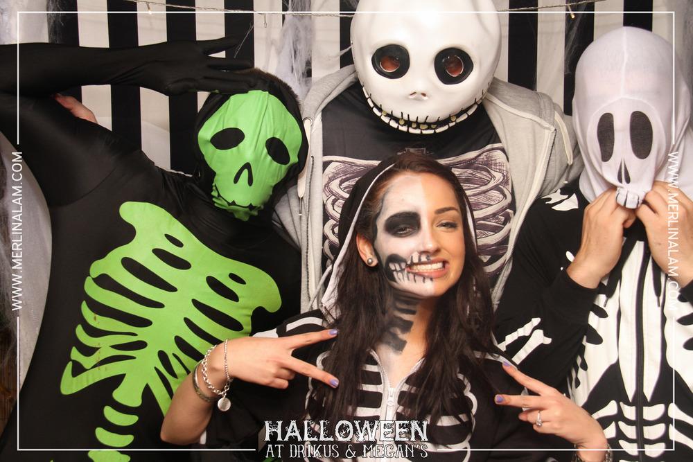 Halloween at Megan & Drikus's