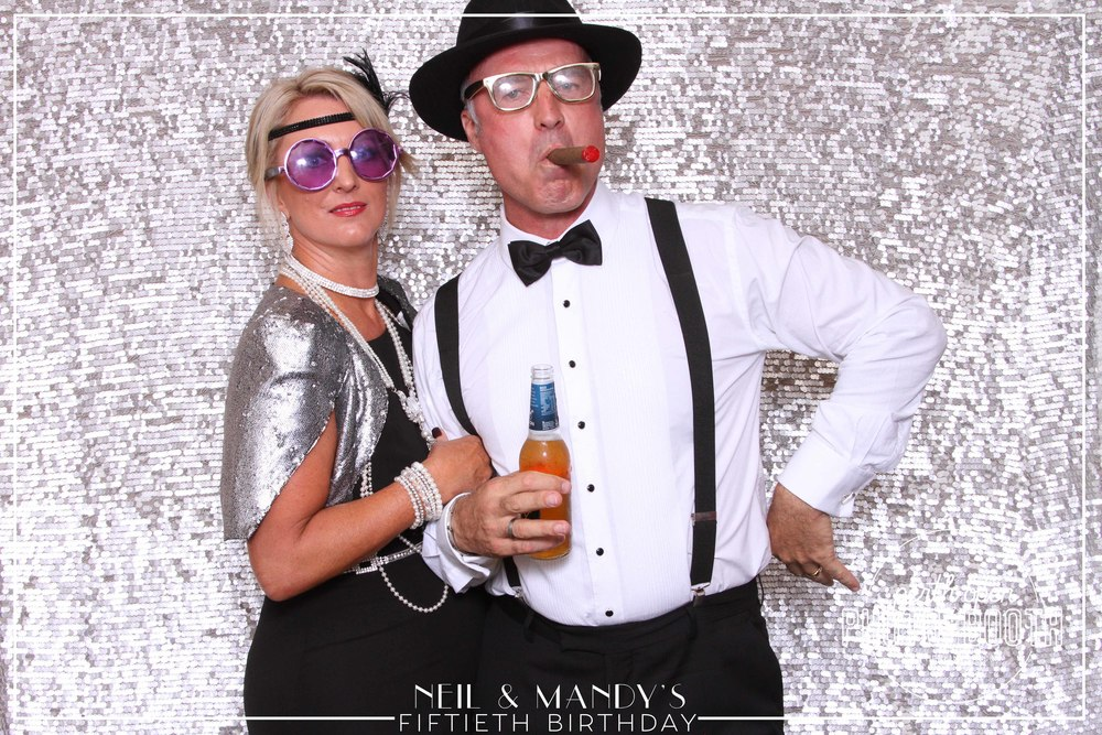 Neil & Mandy's 50th Birthday Password: Provided on the night - all lowercase -