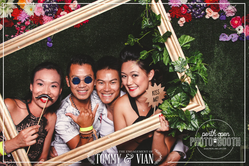 Vian & Tommy's Engagement Party   Password: Provided on the night   - all lowercase -