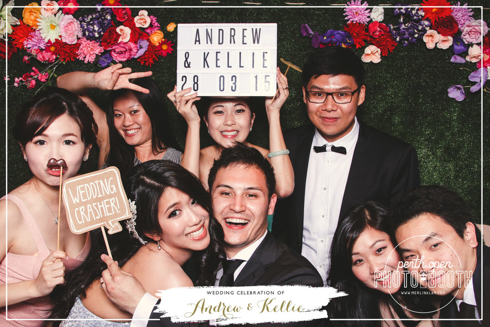 Andrew & Kellie's Wedding Reception   Password: Provided on the night   - all lowercase -