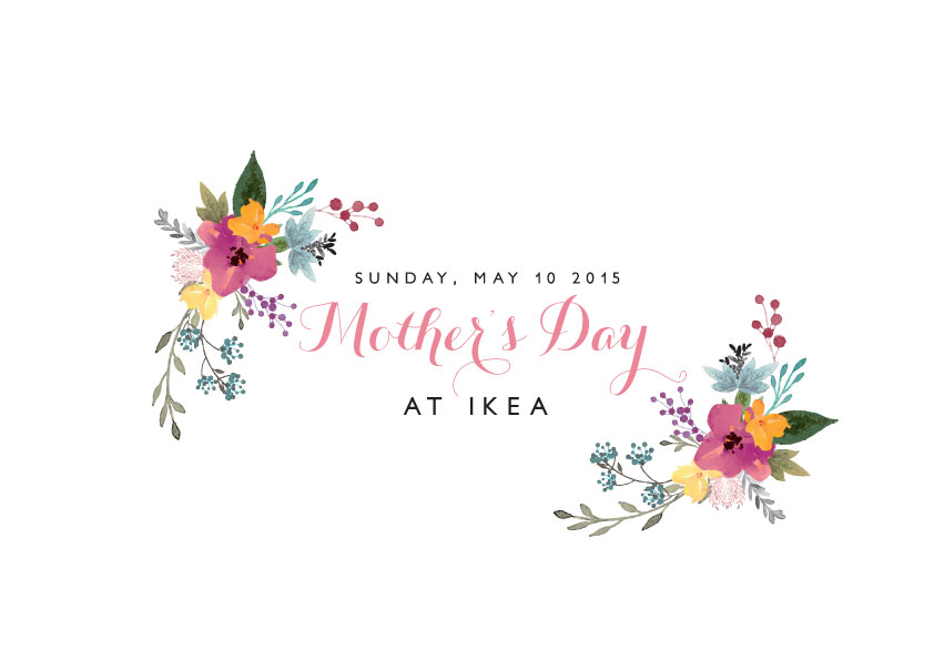 Mothers Day at IKEA Perth   Password: Provided on the day   - all lowercase -