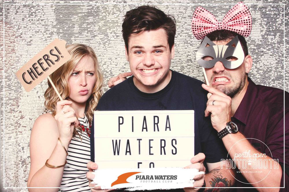 Piara Waters Football Club Cocktail Party   Password: Provided on the night   - all lowercase -