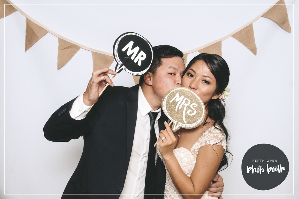 Johnny & Hai An's Wedding Reception   Password: Provided on the night   - all lowercase -