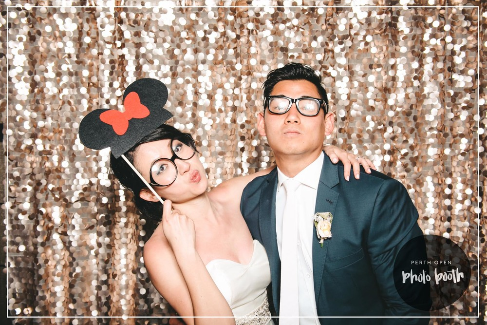 Mei & Daniel's Wedding Reception   Password: Provided on the night   - all lowercase -