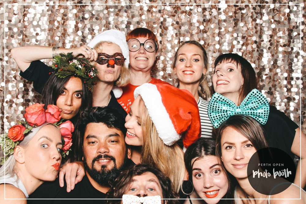 The Common Folk Collective Xmas Party   Password: Provided on the night   - all lowercase -