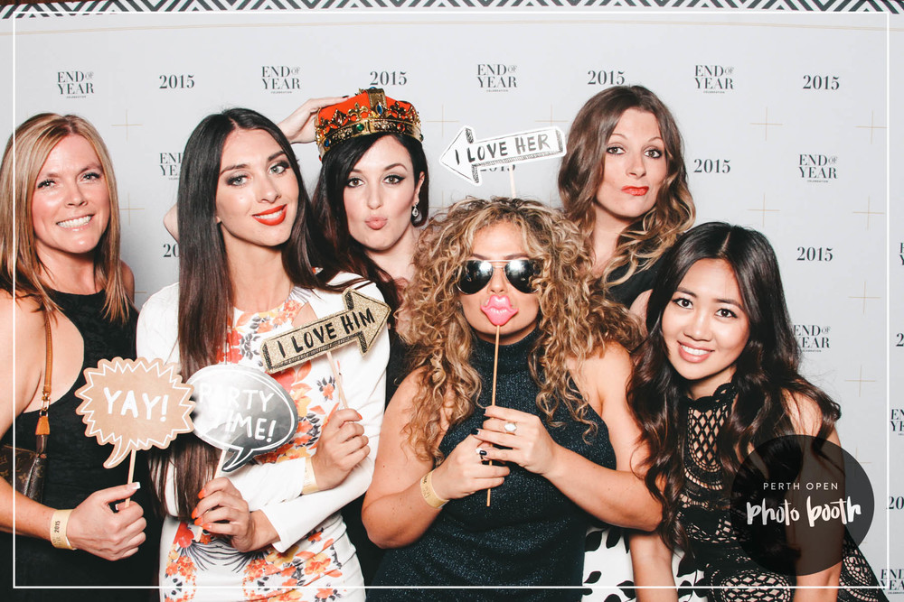 BOQ End of Year Party  Please contact Perth Open Photo Booth for Password   - all lowercase -