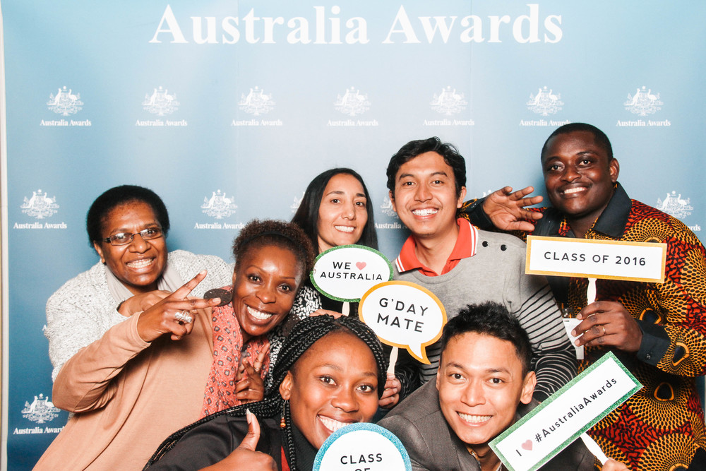 AUSTRALIA AWARDS 2016   PASSWORD: PROVIDED ON THE DAY   - ALL LOWERCASE -