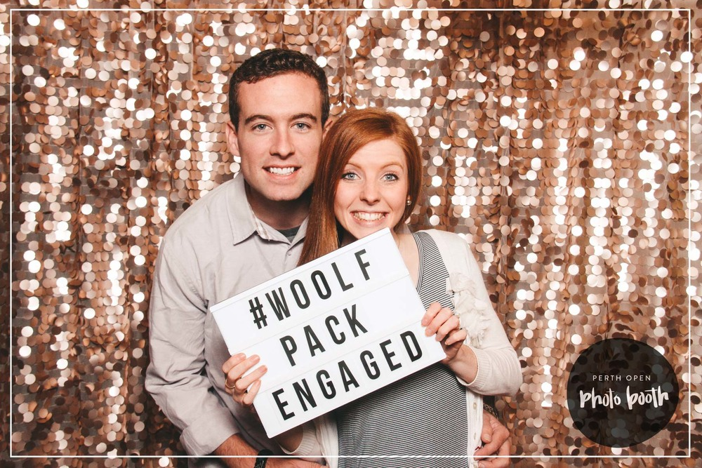 CHELSEA & ANDREW'S ENGAGEMENT   PASSWORD: PROVIDED ON THE NIGHT   - ALL LOWERCASE -