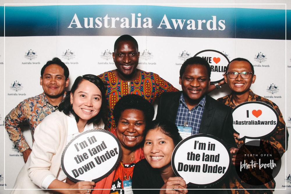 Australia Awards - 4 december 2017