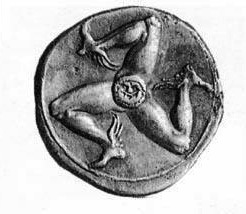 Sirakous (Siracusa), about 336 BC