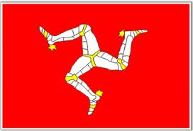 The Isle of Man flag