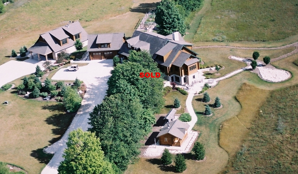 3280 Shady Lane Road, Fish Creek, WI $1,490,000.